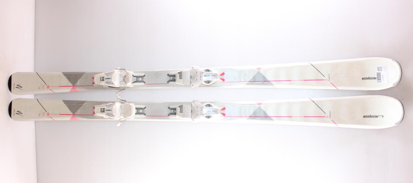 Dámské lyže ELAN Zest  152cm rok 2018