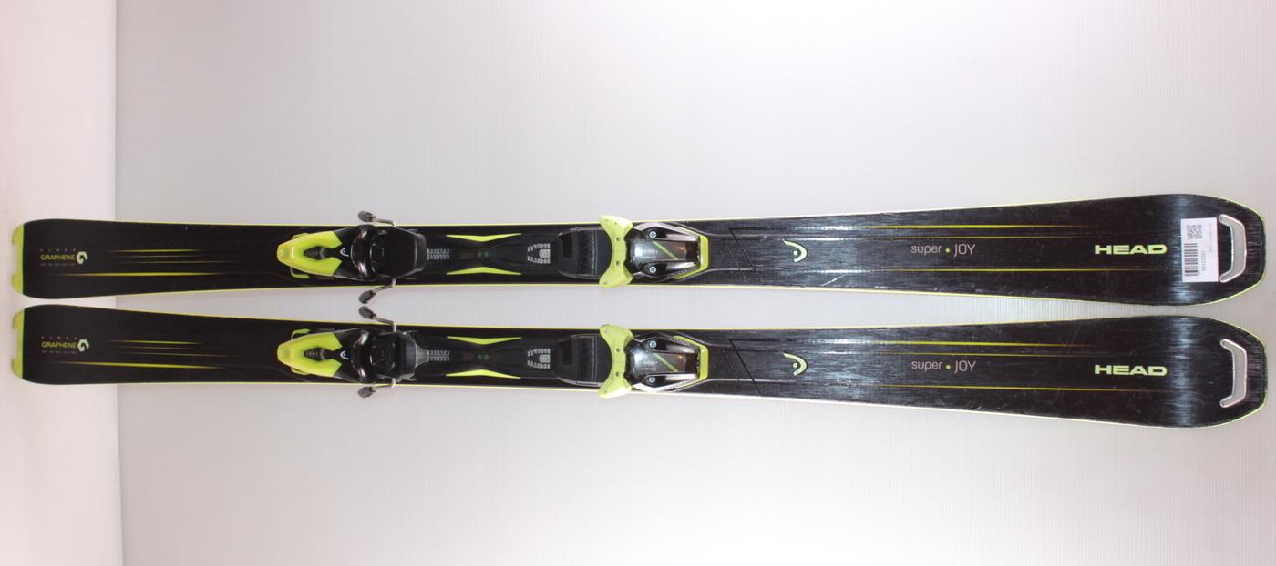 Dámské lyže HEAD SUPER JOY 153cm rok 2018