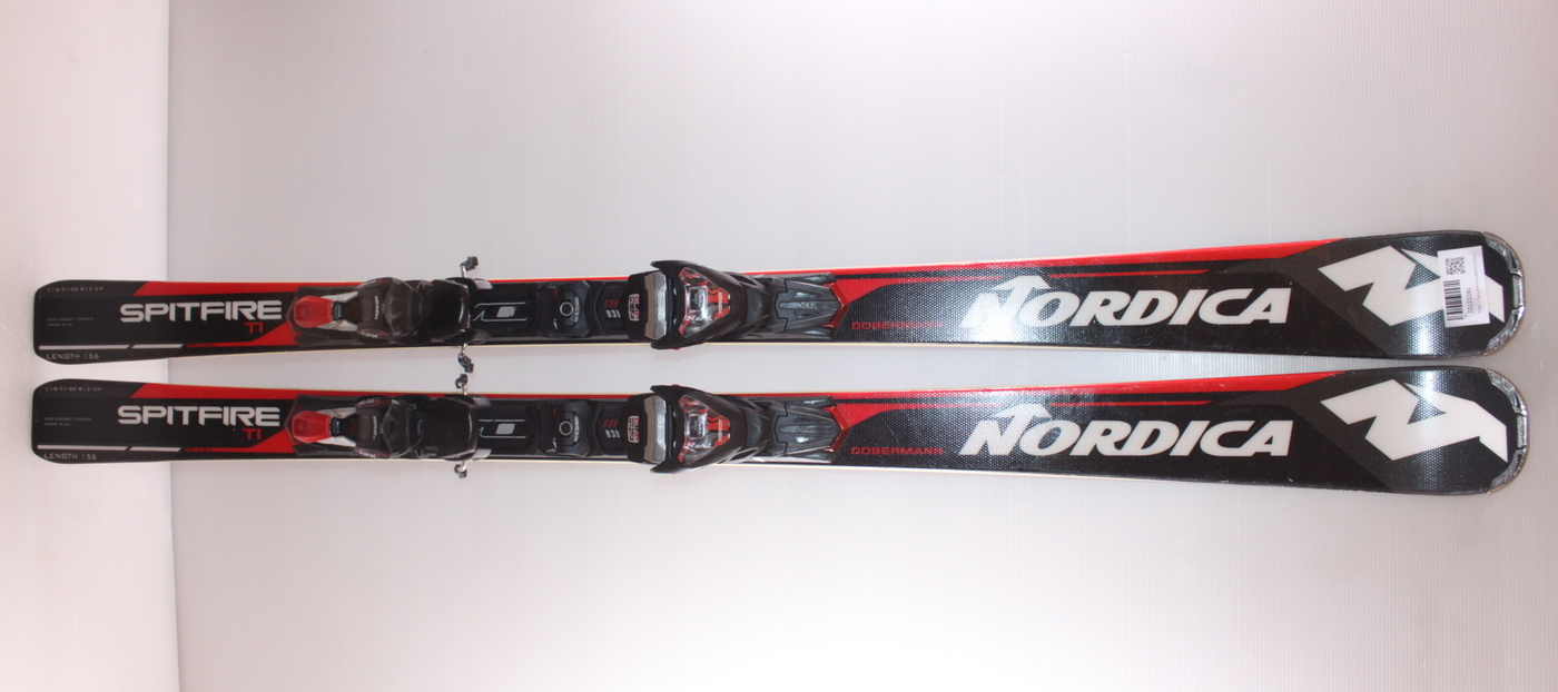 Lyže NORDICA DOBERMANN SPITFIRE Ti 156cm rok 2018