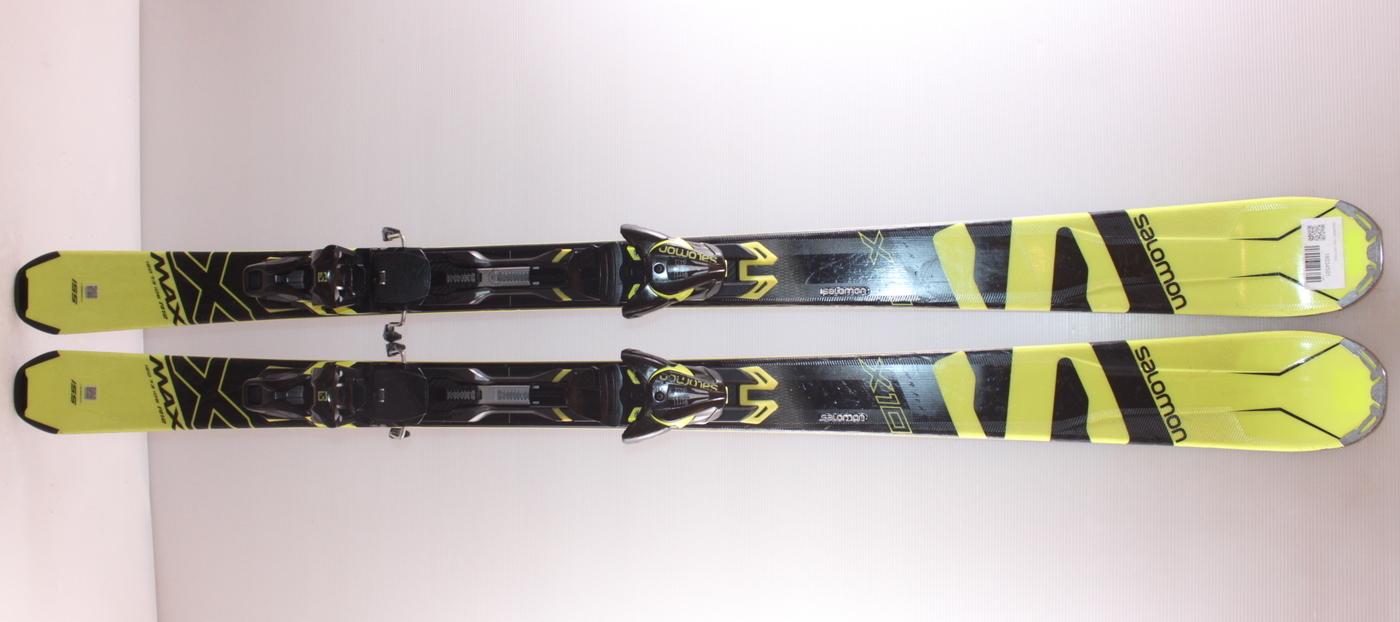 Lyže SALOMON X MAX X10 155cm rok 2018