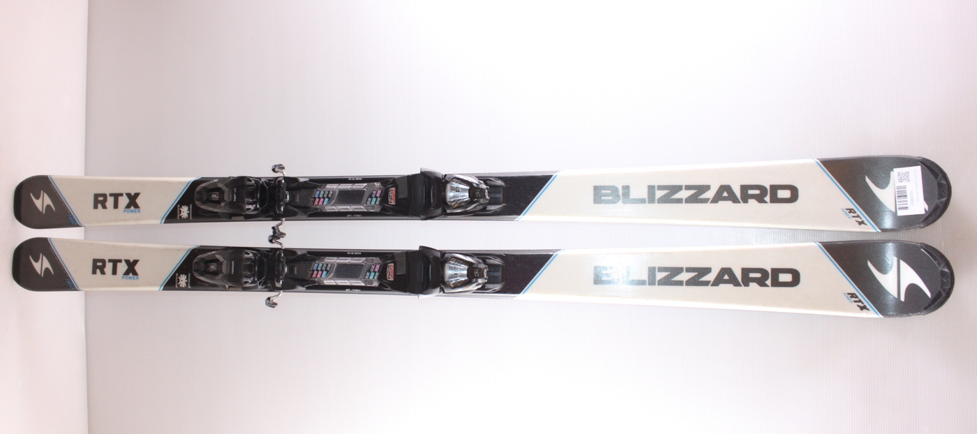 Lyže BLIZZARD POWER RTX white 153cm rok 2018