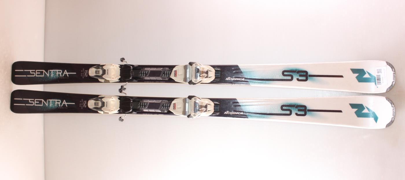 Dámské lyže NORDICA SENTRA S3 152cm rok 2018