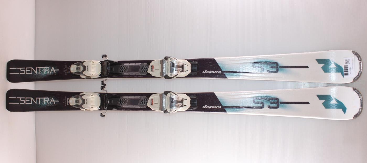 Dámské lyže NORDICA SENTRA S3 144cm rok 2018