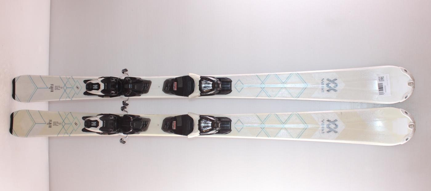 Dámské lyže VOLKL FLAIR 73 141cm rok 2018