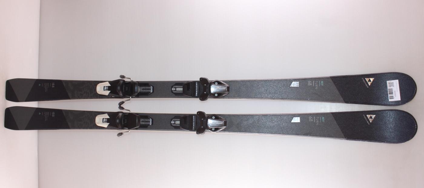Dámské lyže FISCHER My Turn 68 155cm rok 2018