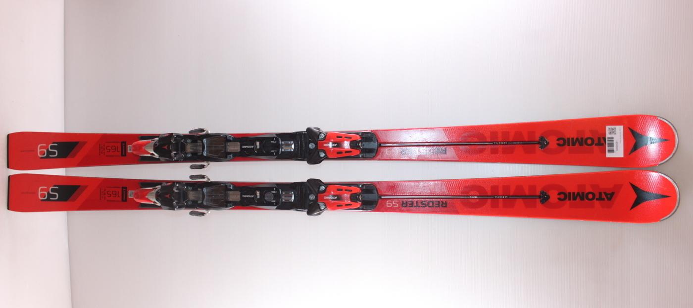 Lyže ATOMIC REDSTER S9 165cm rok 2018