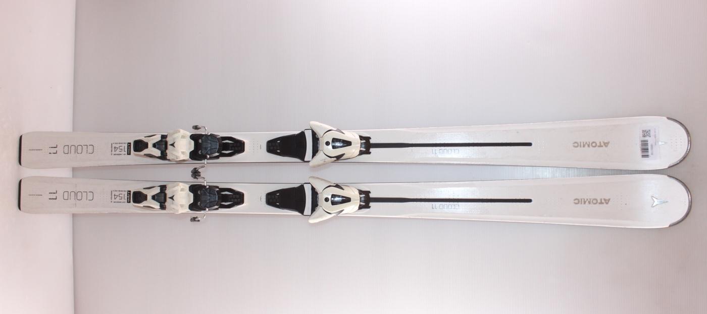 Dámské lyže ATOMIC CLOUD 11 154cm rok 2018