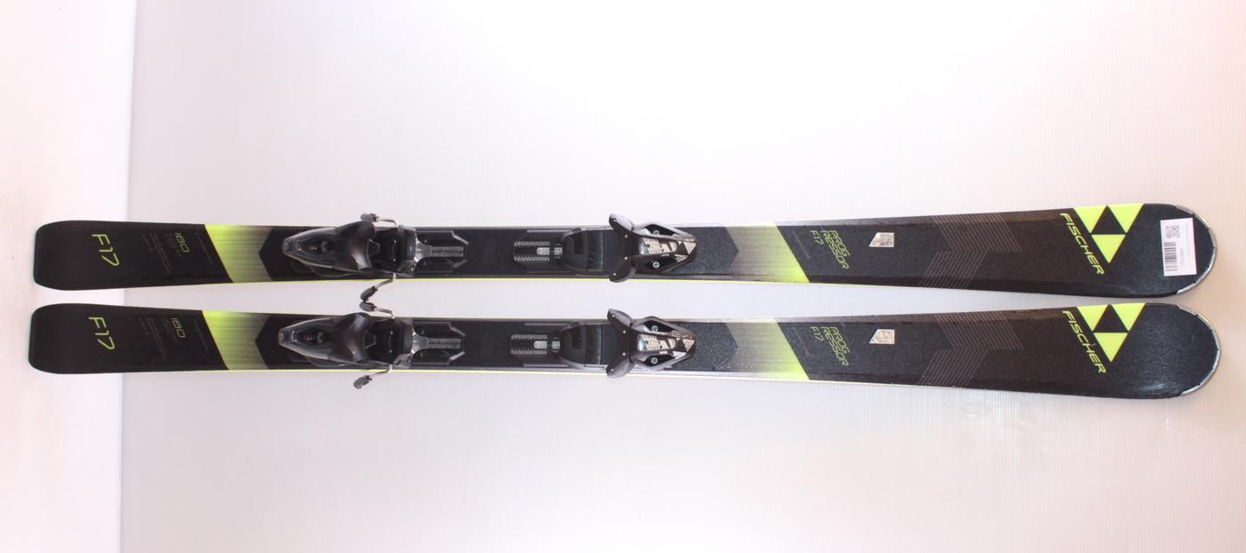 Lyže FISCHER Progressor F17 160cm rok 2018