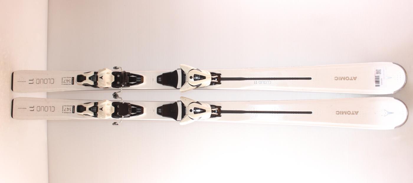 Dámské lyže ATOMIC CLOUD 11 147cm rok 2018