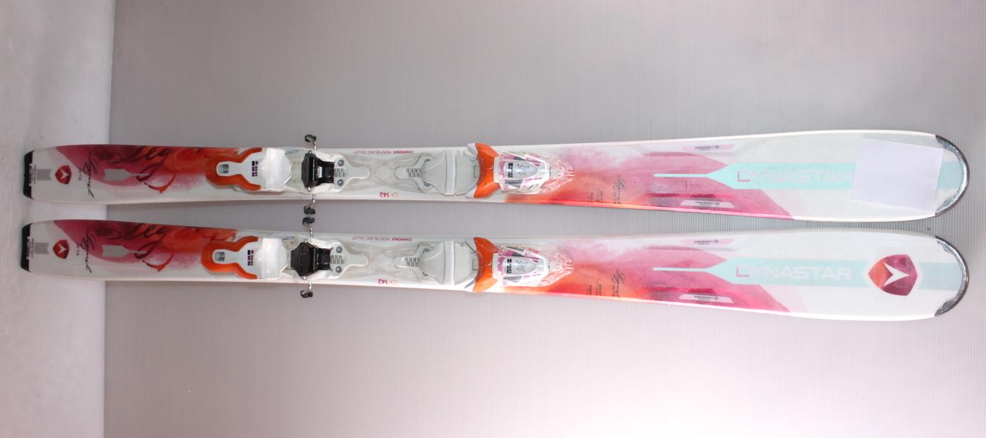 Dámské lyže DYNASTAR LEGEND W 75 142cm rok 2018