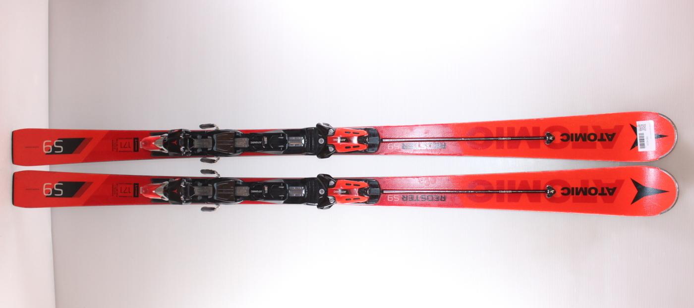 Lyže ATOMIC REDSTER S9 153cm rok 2019