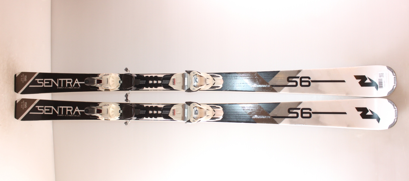 Dámské lyže NORDICA SENTRA S6 156cm rok 2019