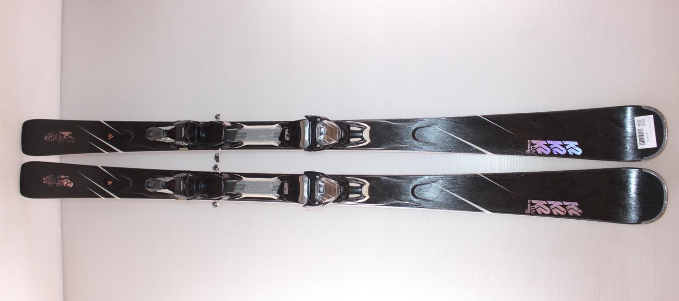 Dámské lyže K2 LUV MACHINE 72 Ti 160cm rok 2019