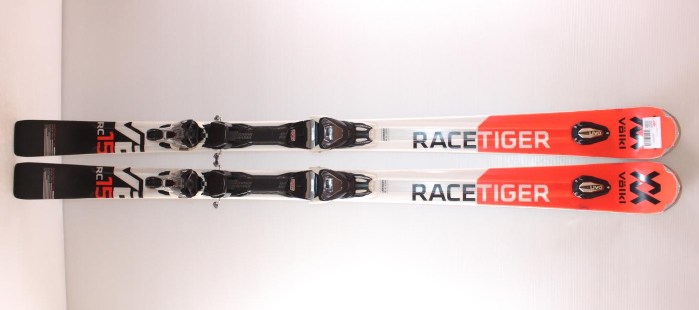 Lyže VOLKL RACETIGER RC 165cm rok 2019