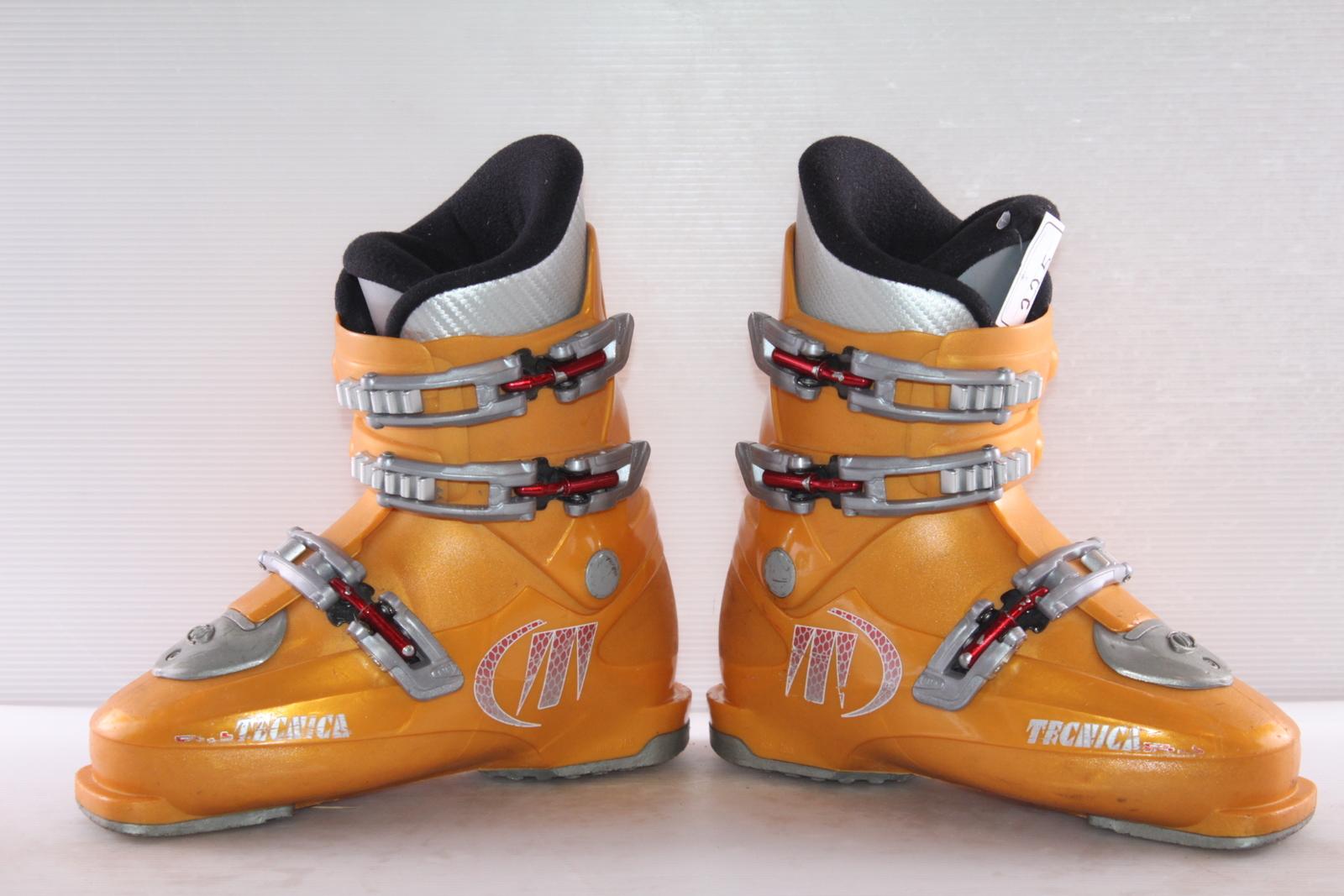 Dětské lyžáky Tecnica RJ vel. EU36