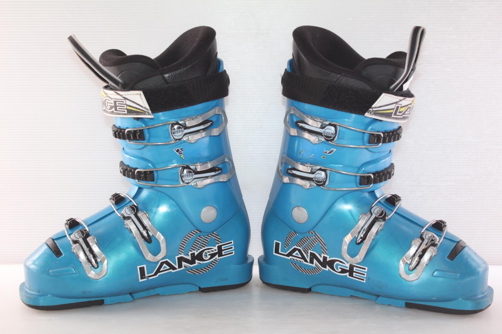 Dětské lyžáky Lange RSj 60R vel. EU37