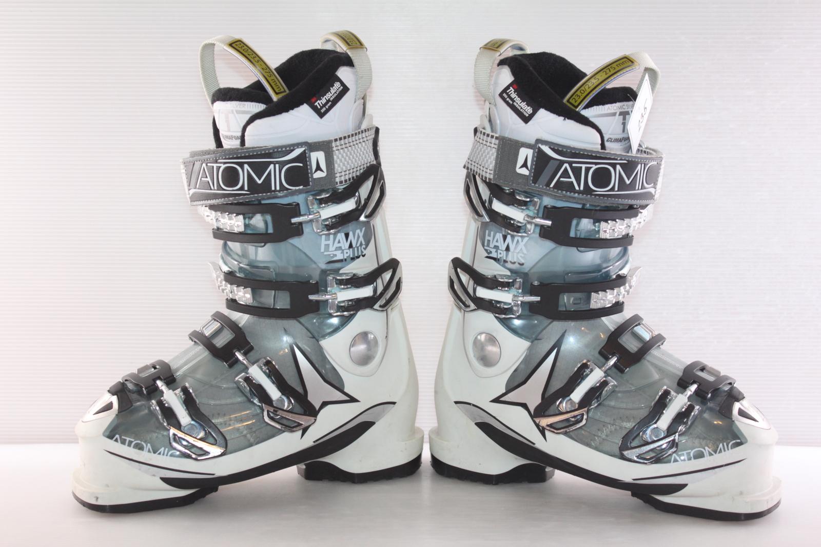 Dámské lyžáky Atomic Hawx plus vel. EU37