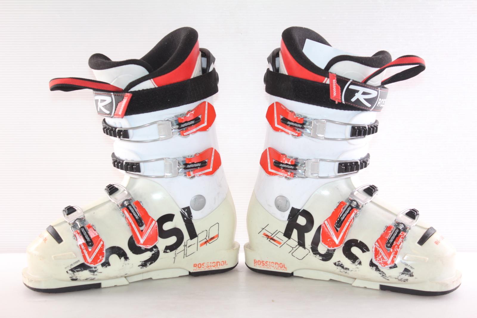 Dětské lyžáky Rossignol Hero JR 65 vel. EU36.5