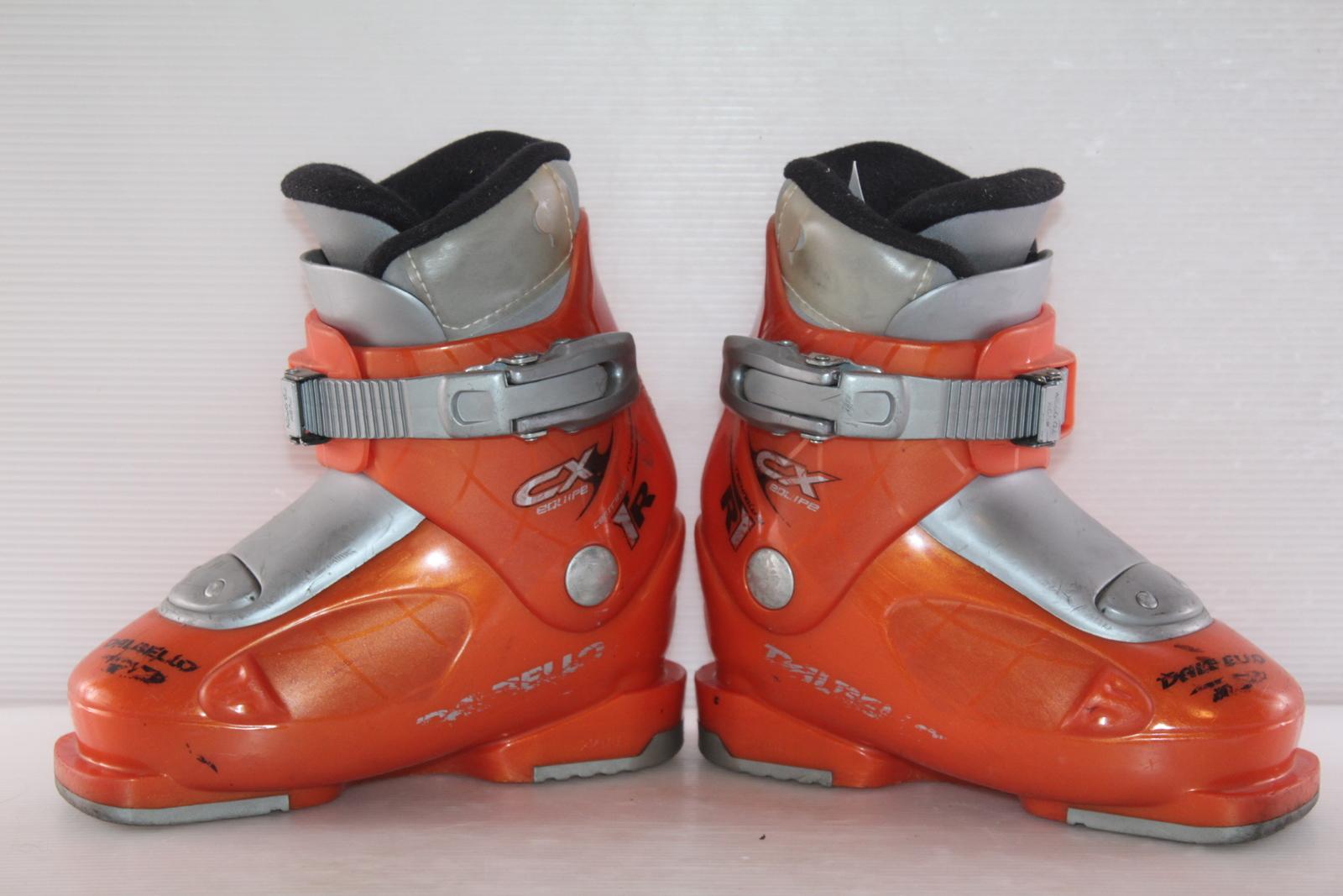 Dětské lyžáky Dalbello CX Equipe R1 vel. EU27