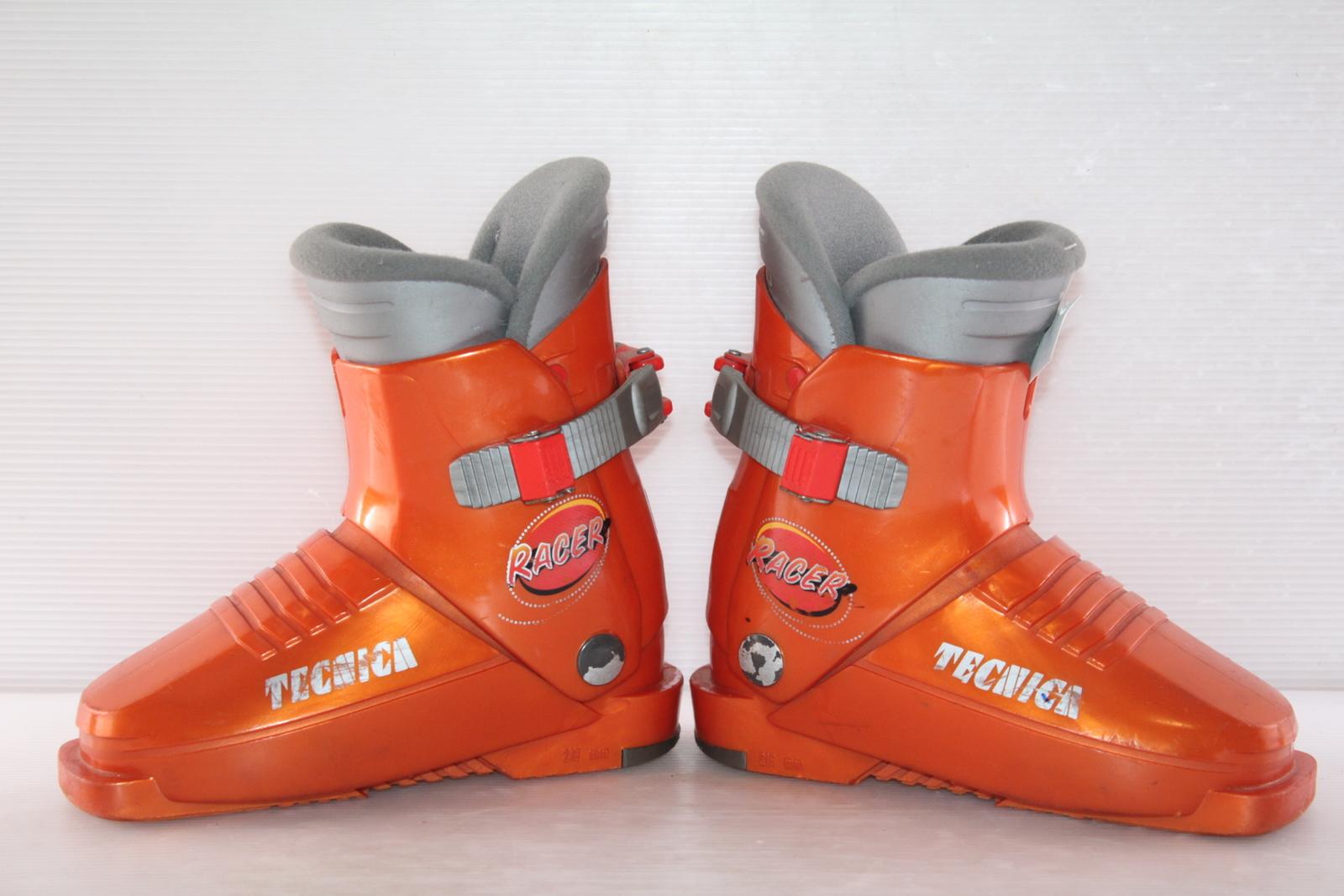 Dětské lyžáky Tecnica Racer vel. EU27