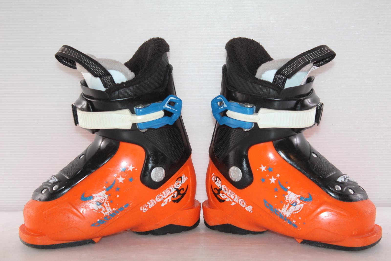 Dětské lyžáky Tecnica Cochise JT 1  vel. EU27