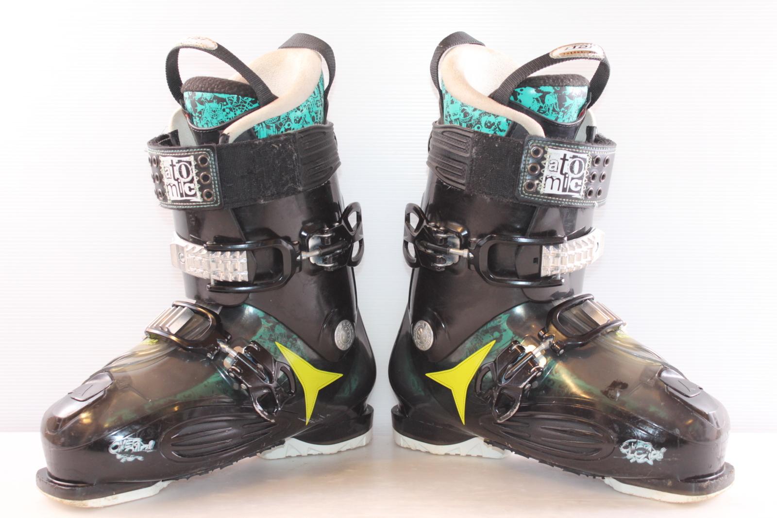 ca93ad696c0 Lyžařské boty Atomic Overload vel. EU42.5