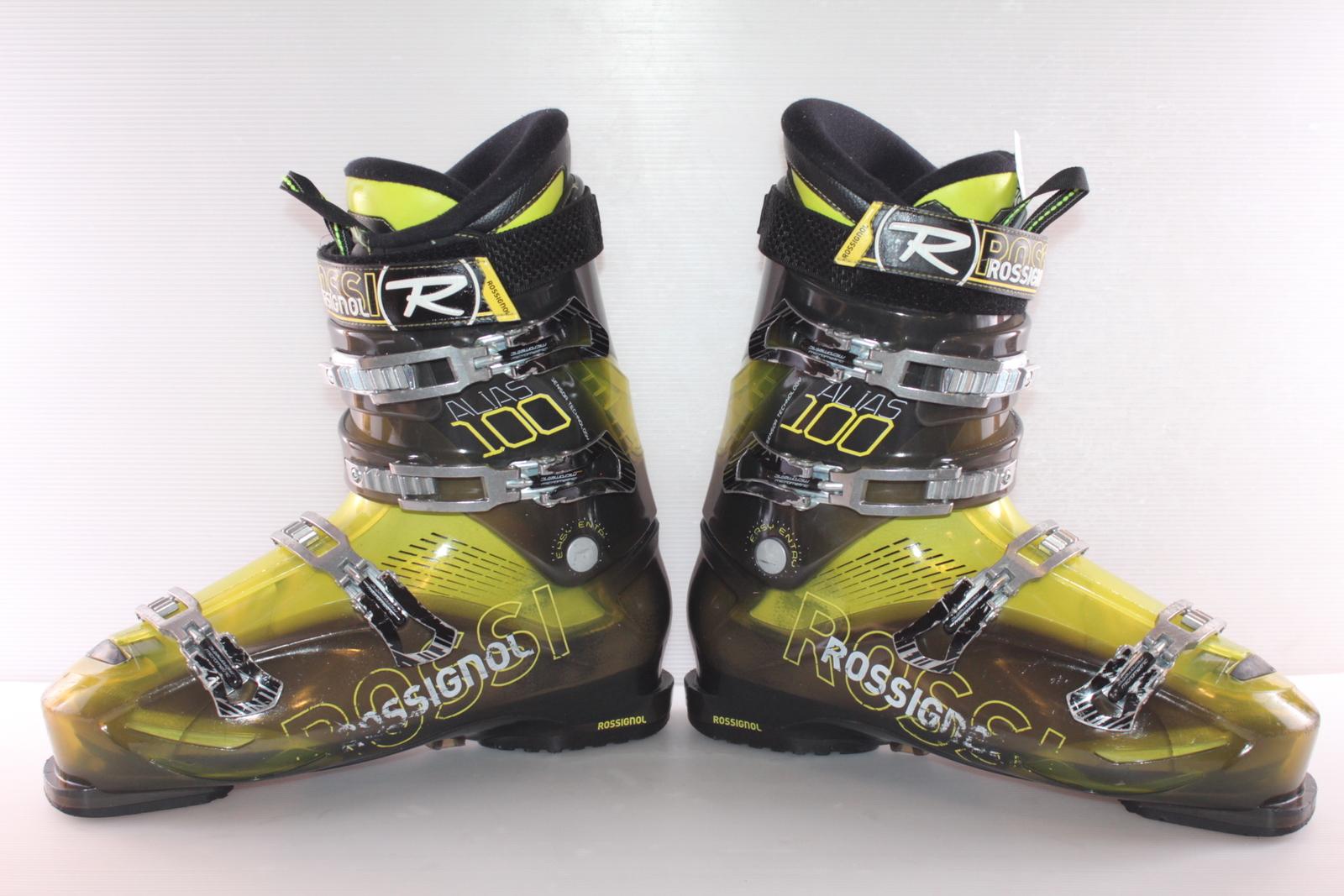 Lyžařské boty Rossignol Alias 100 vel. EU47