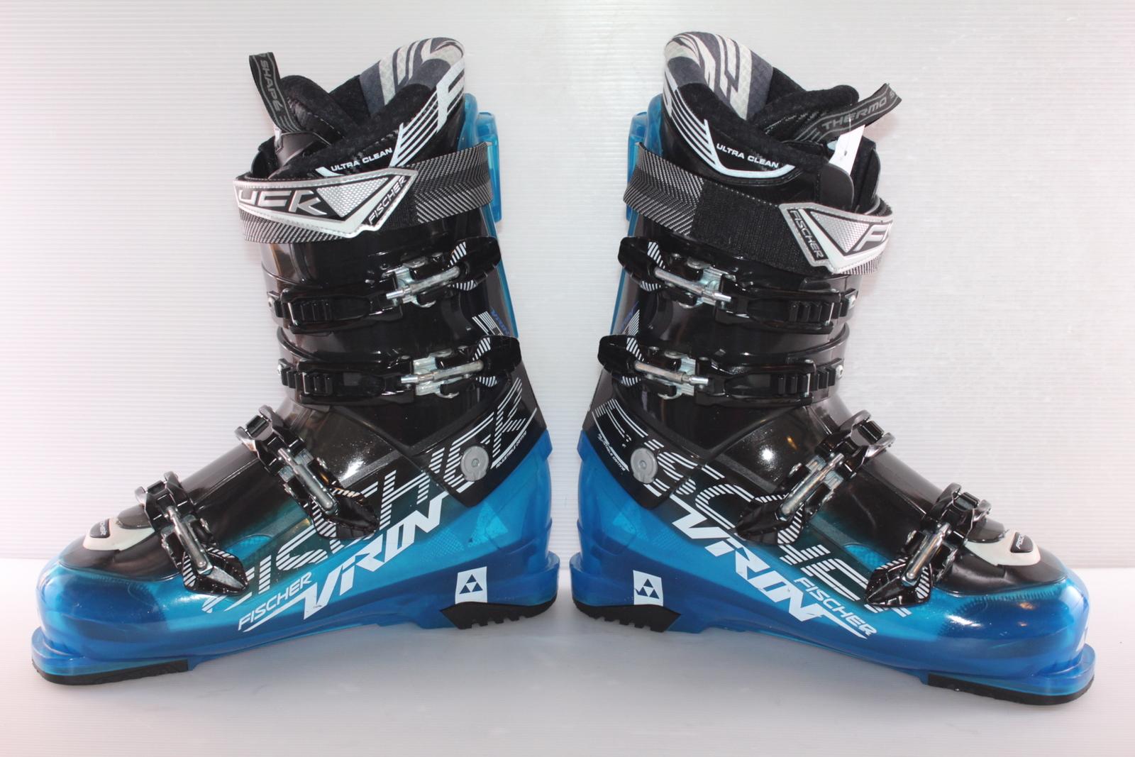 Lyžařské boty Fischer Viron vel. EU45