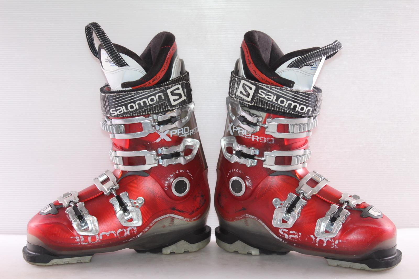Lyžařské boty Salomon X Pro R90 vel. EU40 flexe 90