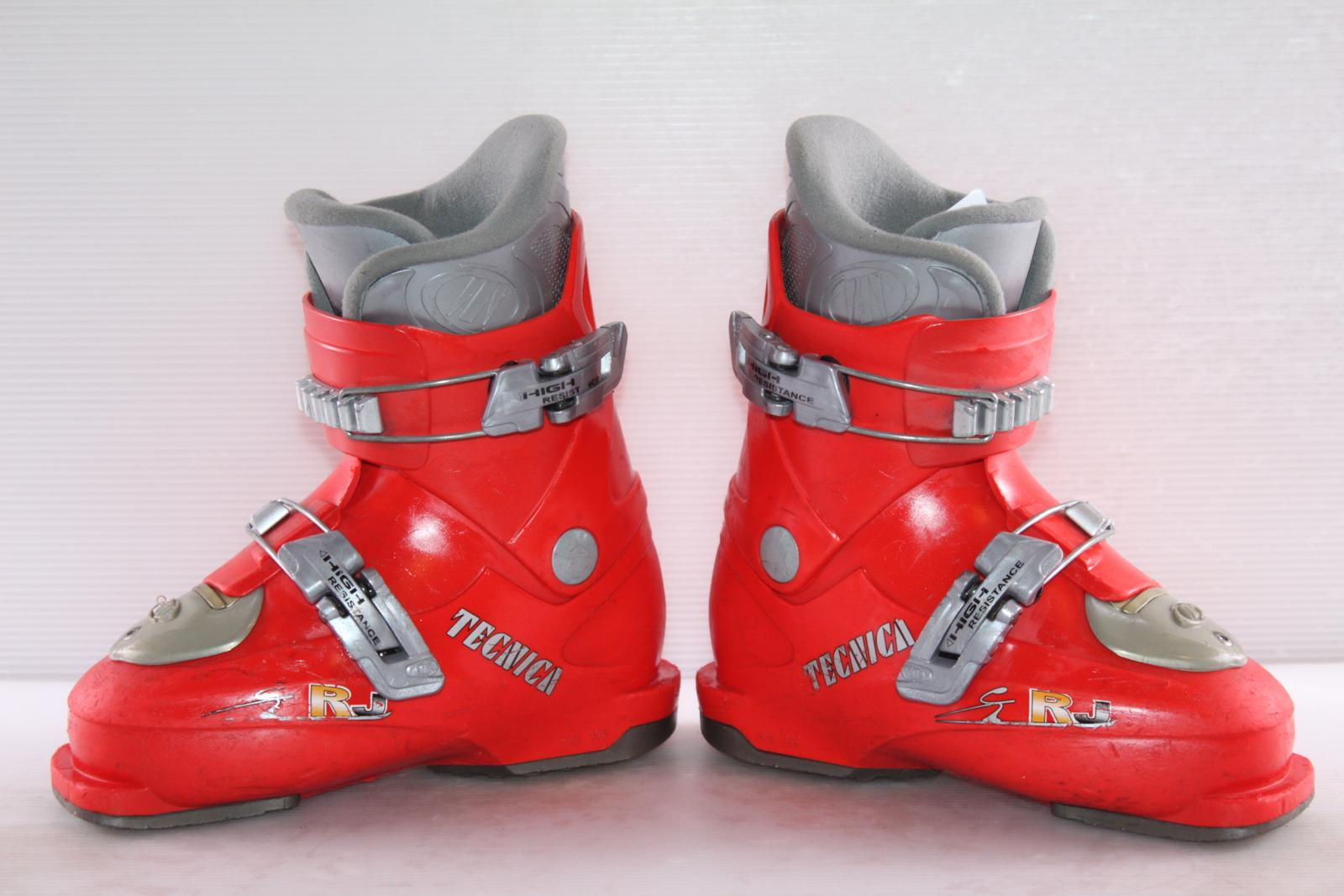 Dětské lyžáky Tecnica RJ  vel. EU30