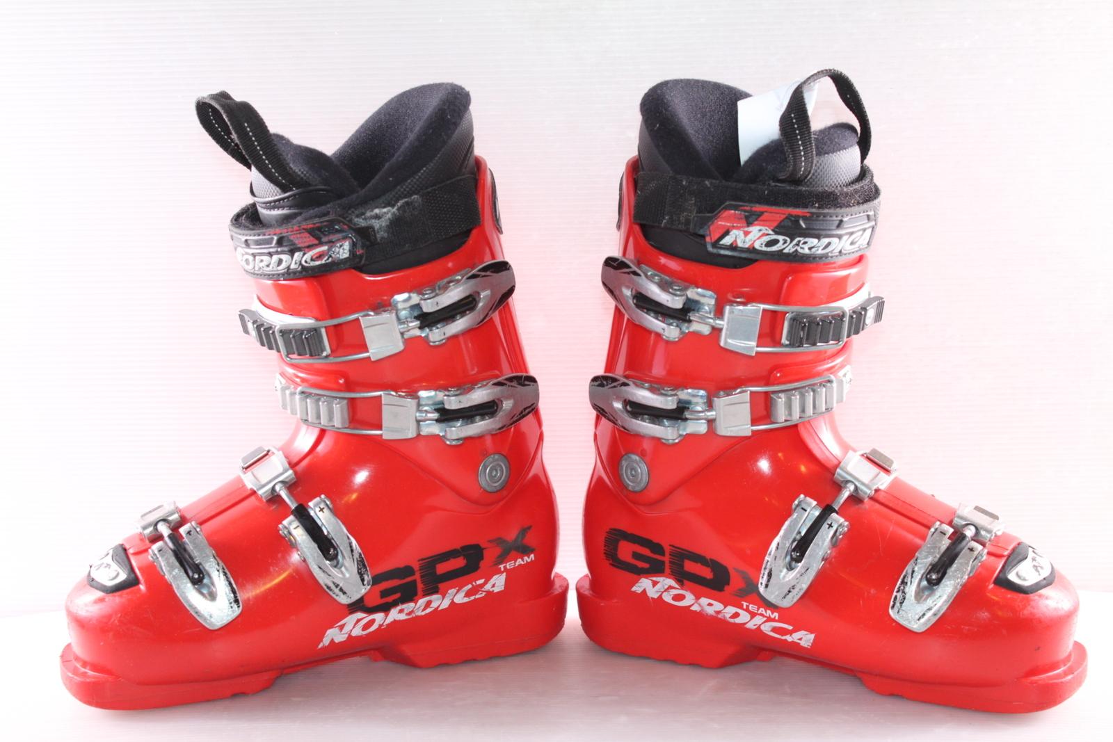 Dětské lyžáky Nordica GPX Team vel. EU36