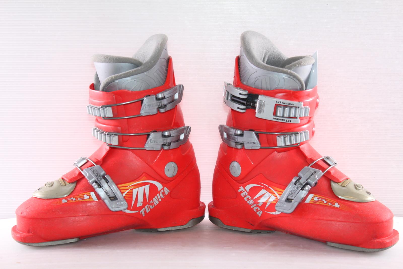 Dětské lyžáky Tecnica RJ vel. EU34