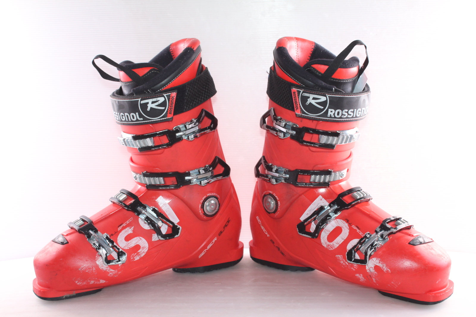 Lyžařské boty Rossignol All Speed Pro vel. EU44.5 flexe 90
