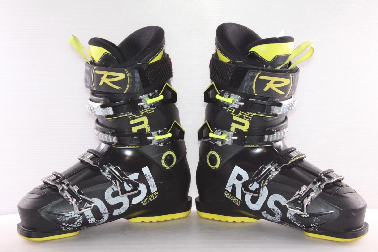 Lyžařské boty Rossignol Alias R vel. EU42.5 flexe 90