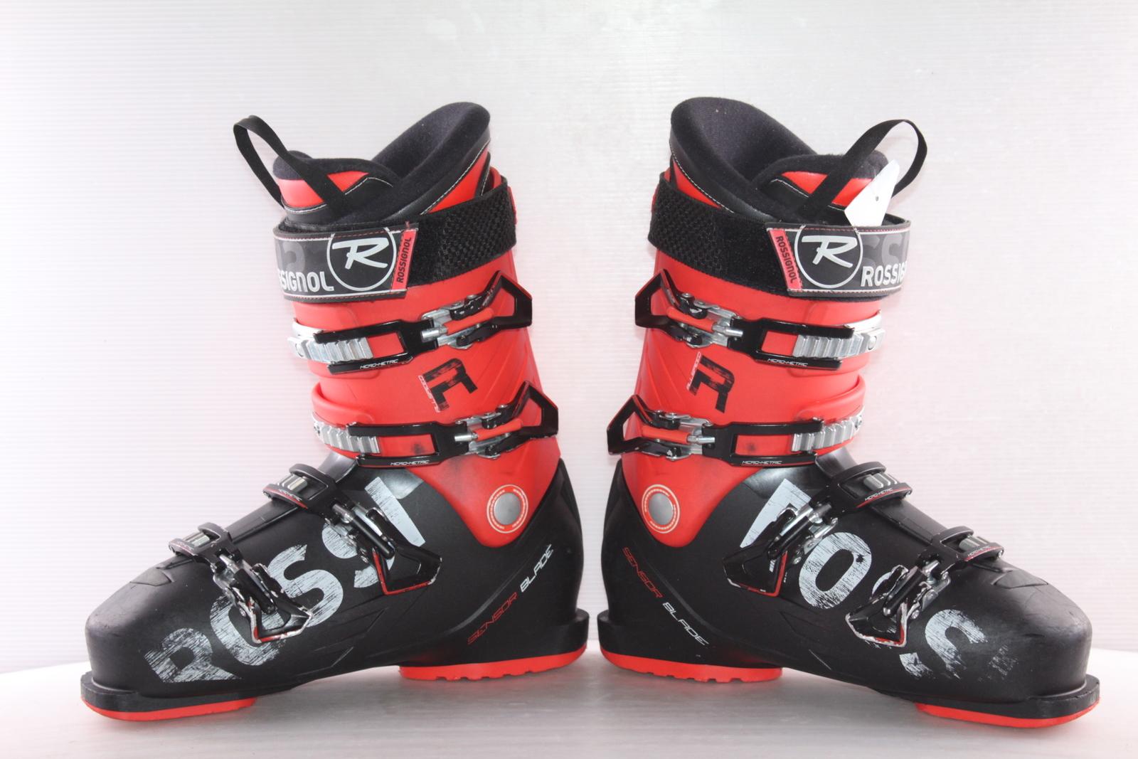 Lyžařské boty Rossignol All Speed R vel. EU42.5 flexe 80