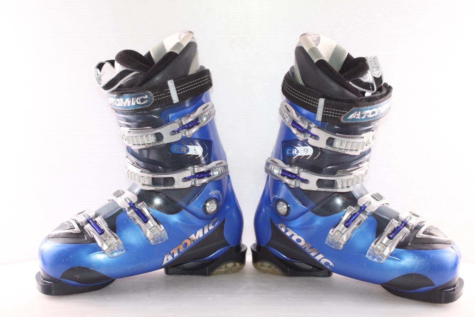 Lyžařské boty Atomic CR 9 vel. EU40.5
