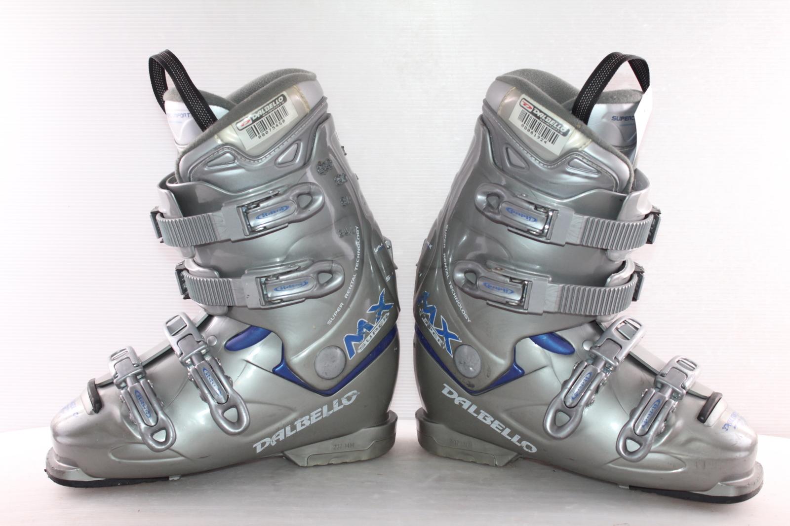 Lyžařské boty Dalbello MX super vel. EU40.5 flexe 70