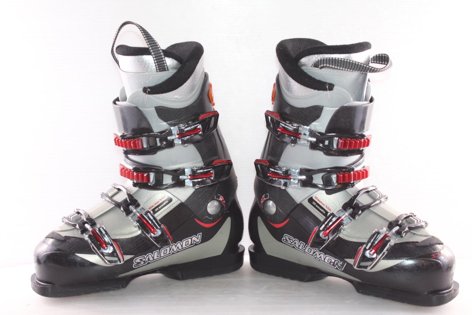 Lyžařské boty Salomon Mission  550 vel. EU41