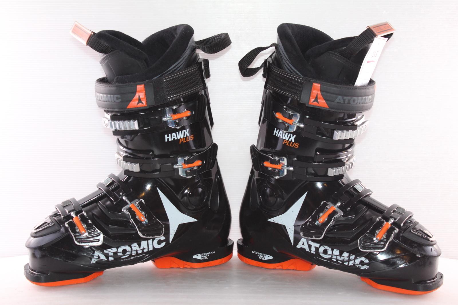 Lyžařské boty Atomic Hawx plus vel. EU41 flexe 80