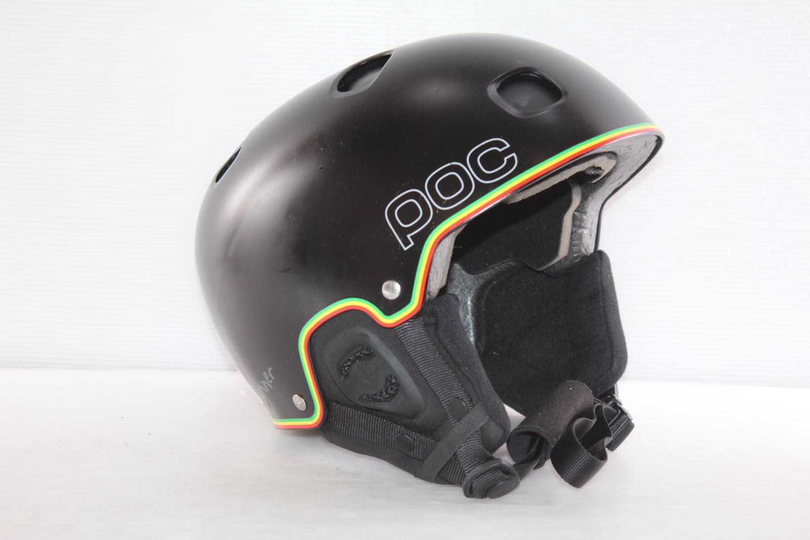 Dětská lyžařská helma POC Receptor Bug vel. 60