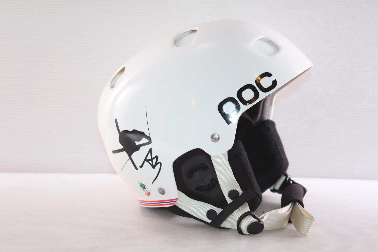 Dámská lyžařská helma POC Receptor Bug vel. 58