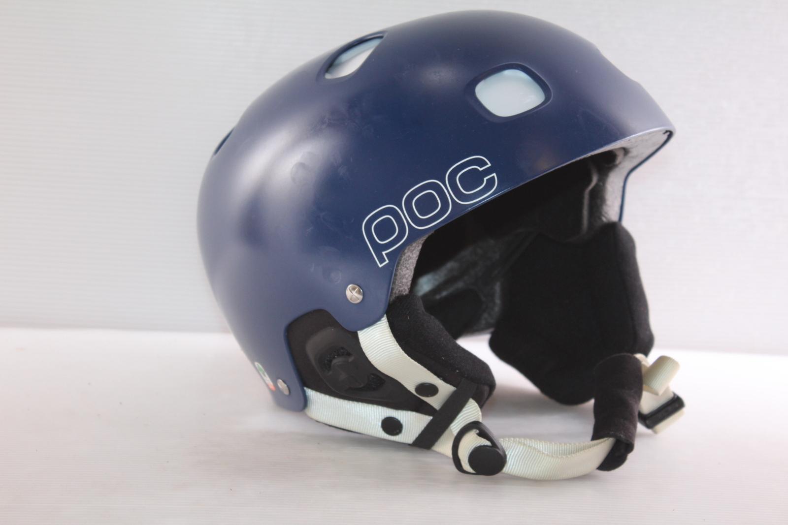 Dětská lyžařská helma POC Receptor Bug - posuvná vel. 59 - 62