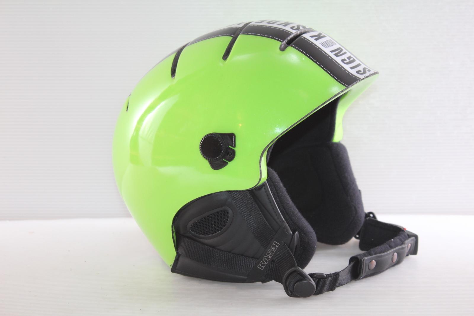 Lyžařská helma Kask Piuma - posuvná vel. 57 - 58