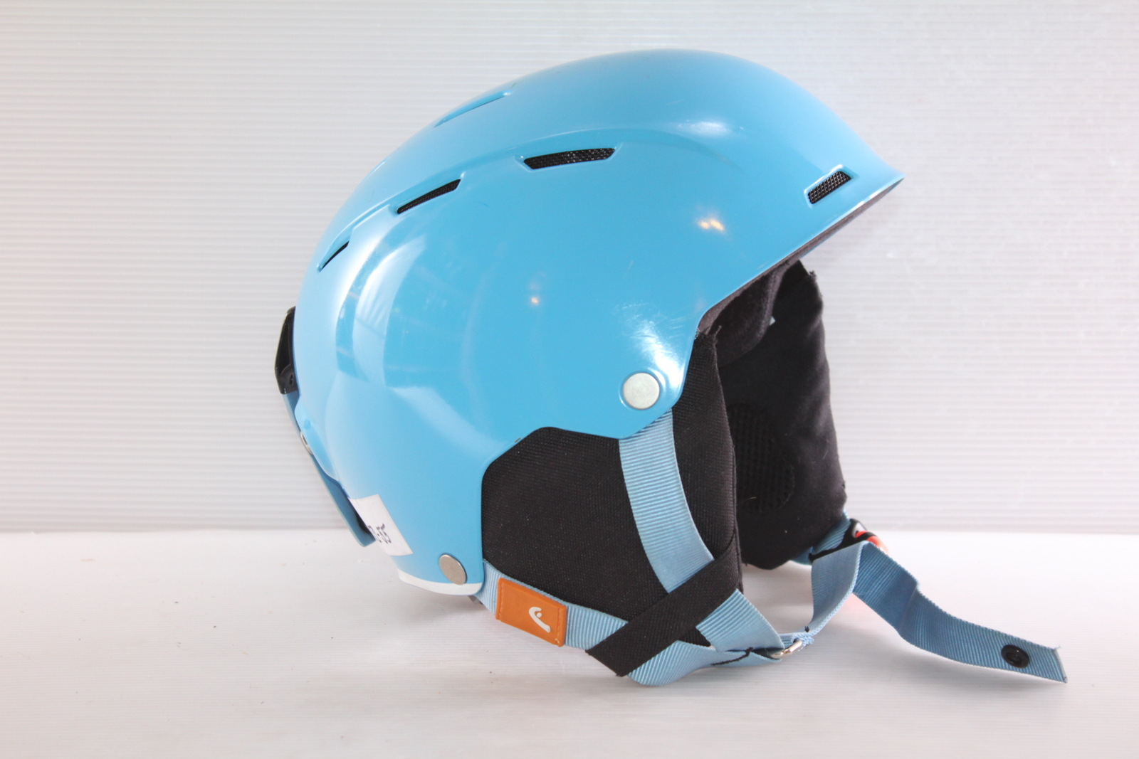 Dětská lyžařská helma Head Air Cyan - posuvná vel. 52 - 55
