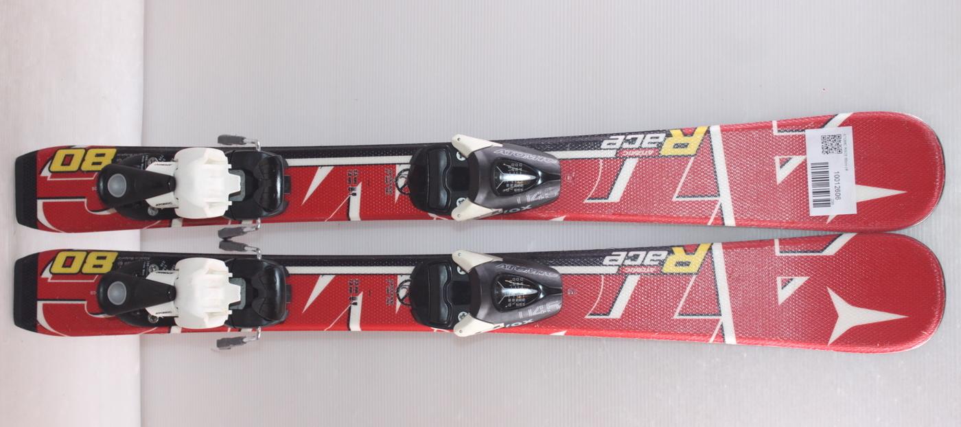Dětské lyže ATOMIC RACE 80cm
