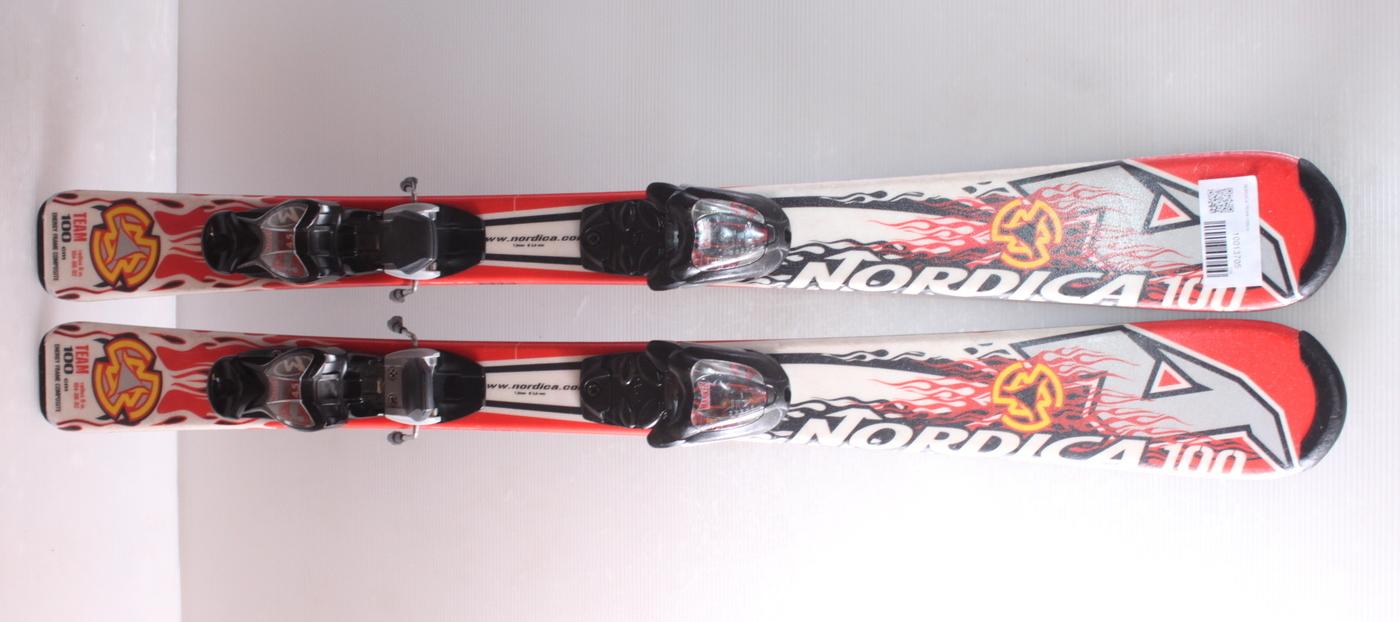 Dětské lyže NORDICA TEAM 100cm