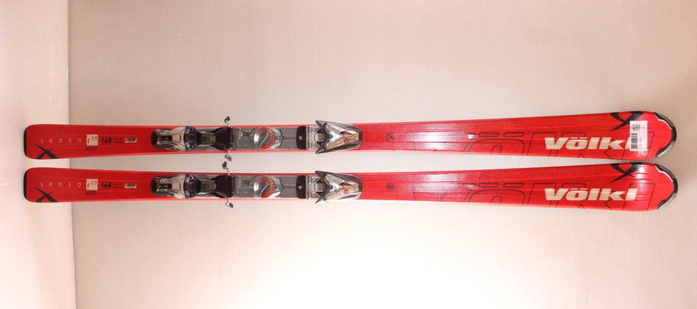 Lyže VOLKL SENSOR 6.9 168cm