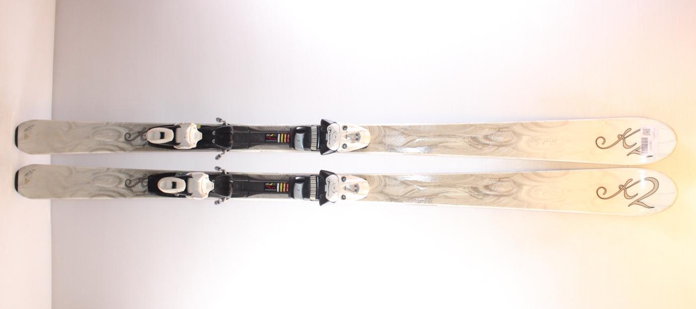 Dámské lyže K2 TE NINE 166cm