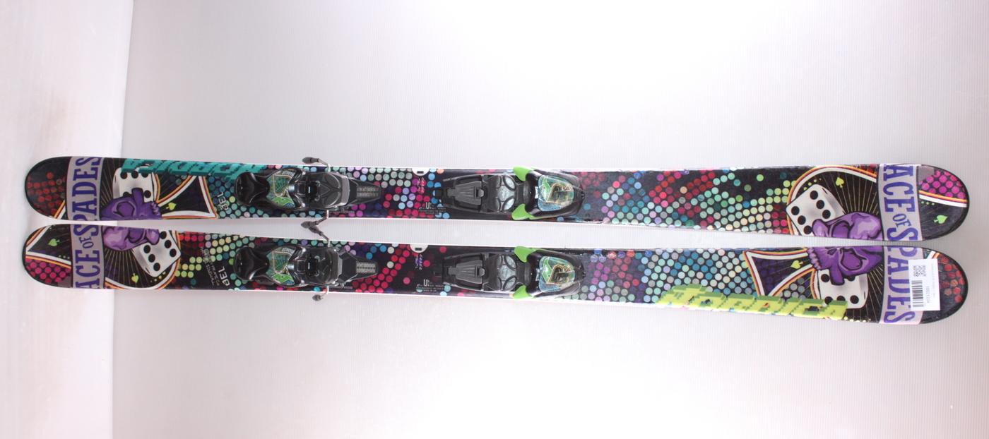 Dětské lyže NORDICA ACE OF SPADES J 138cm