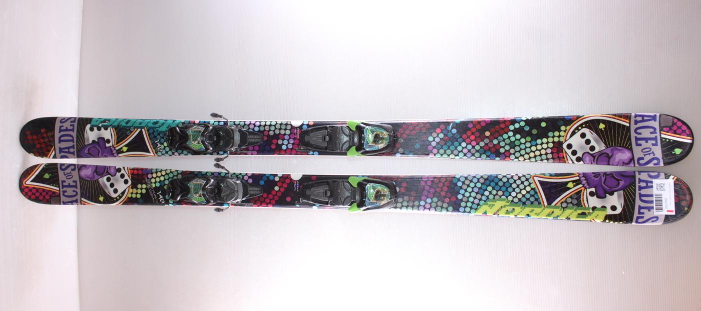Dětské lyže NORDICA ACE OF SPADES J 148cm